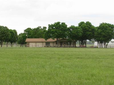 Farm & Ranch Sold: 31648 S 4490 Rd