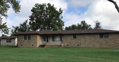 Kansas OK Single Family Home For Sale: $99,000