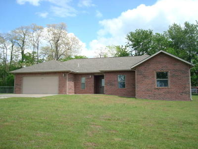 Langley Single Family Home For Sale: 1630 N Hickory Ridge Rd