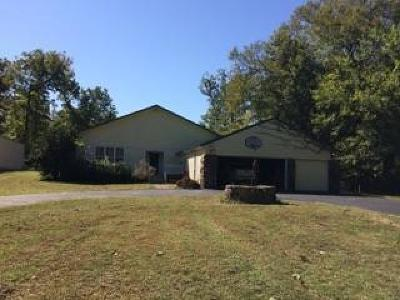 Monkey Island Single Family Home For Sale: 27204 S 125 Hwy #38