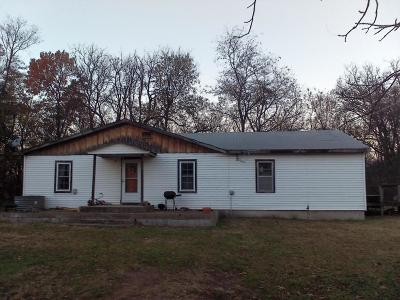 Vinita OK Farm & Ranch For Sale: $107,500