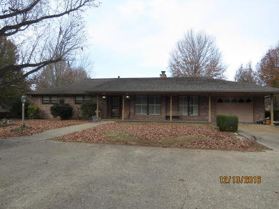Grove Single Family Home For Sale: 60220 E 320 Rd