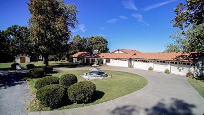 Eucha Single Family Home For Sale: 212 Cliff Shore Dr