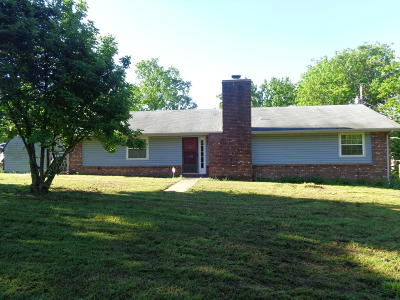 Grove Single Family Home For Sale: 24611 S 611 Rd