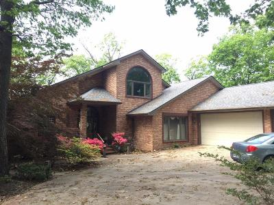 Grove Single Family Home For Sale: 29549 S 585 Ct