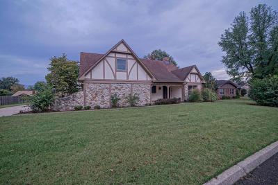 Vinita Single Family Home For Sale: 108 Jenny Ln