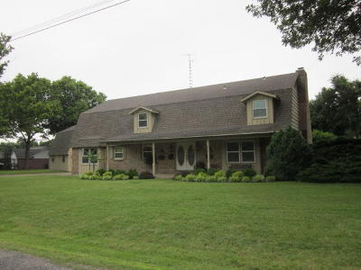 Vinita Single Family Home For Sale: 102 Arcadia Rd
