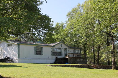 Afton OK Mobile Home For Sale: $45,000