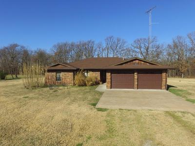 Farm & Ranch Sale Pending: 57025 E 355 Rd