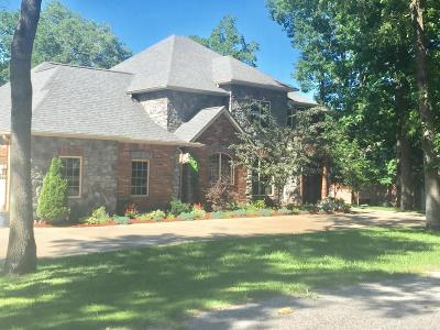 Grove Single Family Home For Sale: 3440 Scenic Dr