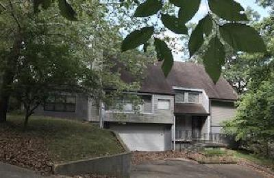 Eucha Single Family Home For Sale: 5438 County Road 366