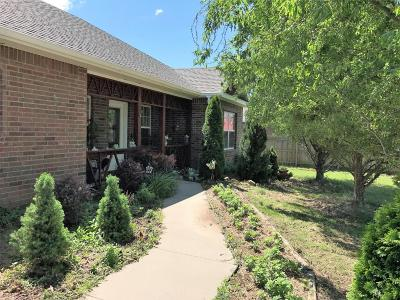 Grove Single Family Home For Sale: 607 Pritchard Ct