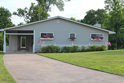 Afton Single Family Home For Sale: 452393 E 321 Rd
