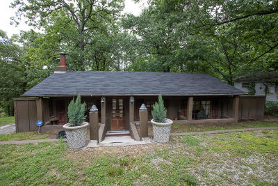 Eucha Single Family Home For Sale: 332 Muskogee Dr