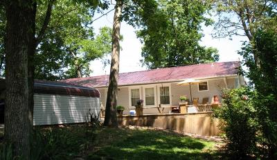 Craig County, Delaware County, Mayes County, Ottawa County Single Family Home For Sale: 63060 E 157 Rd