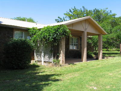 Eucha Single Family Home For Sale: 4616 County Rd 375