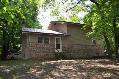 Grove Single Family Home For Sale: 61111 E 245 Road