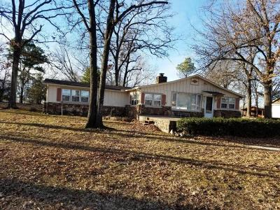 Vinita Single Family Home For Sale: 34906 S 4479 Road