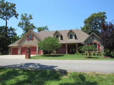 Grove Single Family Home For Sale: 58571 E 296 Pl
