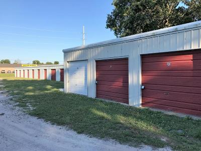 Delaware County, Mayes County, Rogers County, Wagoner County, Craig County, Ottawa County, Adair County, Cherokee County Commercial For Sale: 25881 S 655 Rd