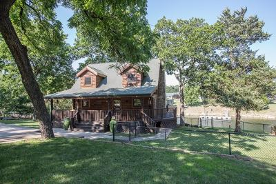 Ketchum Single Family Home For Sale: 35568 S 4467 Rd
