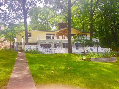 Grove Single Family Home For Sale: 62200 E 246 Ln