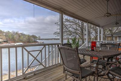 Eucha Single Family Home For Sale: 297 Ghost Hollow Mooring Rd