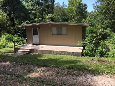 Grove Single Family Home For Sale: 61160 E 249 Dr