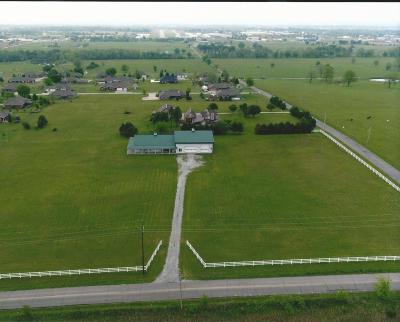 Grove Single Family Home For Sale: 63990 E 300 Rd