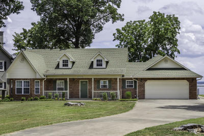 Grove Single Family Home For Sale: 24790 S 639 Pl