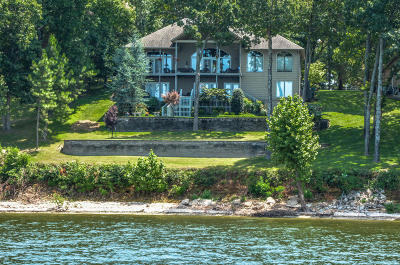 Single Family Home For Sale: 3134 Shore Dr