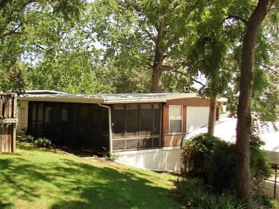 Grove OK Mobile Home For Sale: $47,500