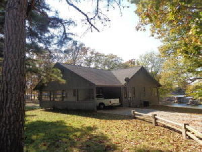 Grove Single Family Home For Sale: 26101 S 620 Rd