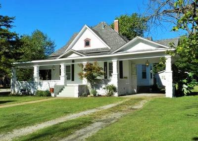 Vinita Single Family Home For Sale: 147 S Brown St