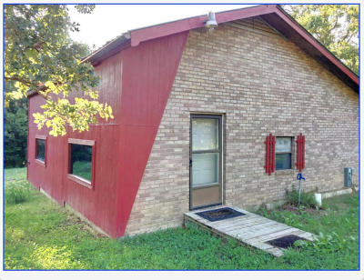 Eucha OK Single Family Home For Sale: $119,000