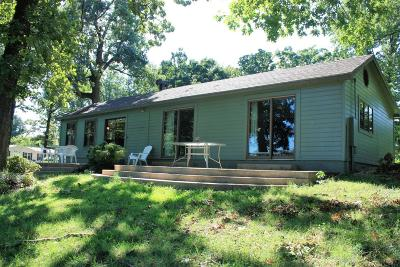 Craig County, Delaware County, Mayes County, Ottawa County Single Family Home For Sale: 62061 E 225 Rd
