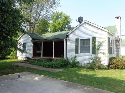 Grove Single Family Home For Sale: 212 E 11th St