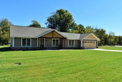 Craig County, Delaware County, Mayes County, Ottawa County Single Family Home For Sale: 28200 #22 S Hwy 125