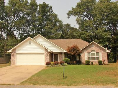 Grove OK Single Family Home For Sale: $159,500