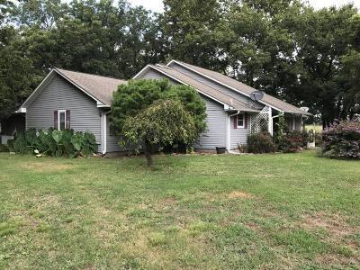 Vinita Single Family Home For Sale: 442953 E 310 Rd