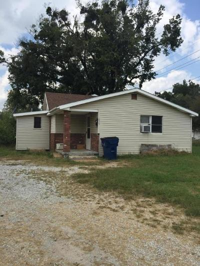 Vinita Single Family Home For Sale: 675 N Wilson St