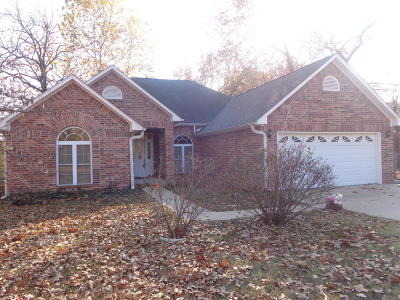 Grove, Jay Single Family Home For Sale: 802 State Park Rd
