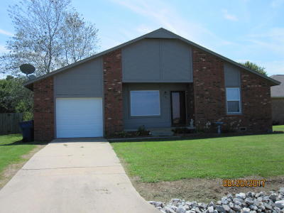 Vinita Single Family Home For Sale: 601 W Hope Ave