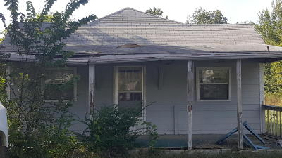 Vinita Single Family Home For Sale: 739 S Foreman St