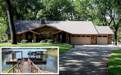 Grove Single Family Home For Sale: 2932 Twin Cove Ln
