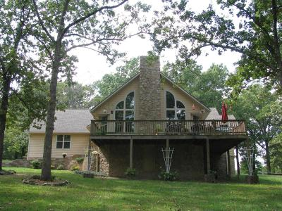 Grove OK Single Family Home For Sale: $279,000
