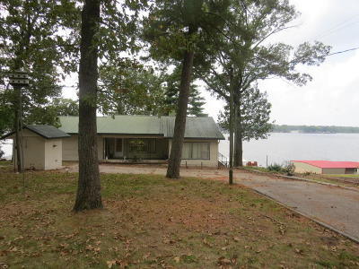 Grove Single Family Home For Sale: 65139 E 250 Rd