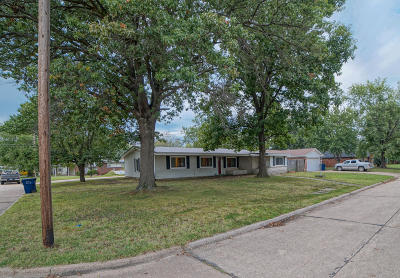 Vinita Single Family Home For Sale: 617 S Smith St