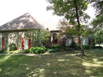 Grove Single Family Home For Sale: 59400 E 290 Rd