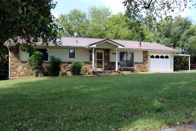 Grove Single Family Home For Sale: 108 S Osage St